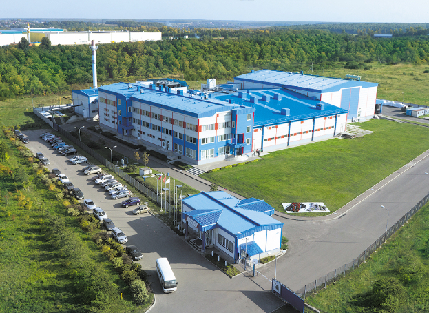 Production complex in Moscow region (Podolsk)