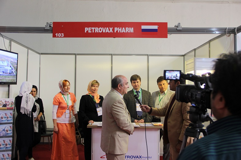 Petrovax Pharm expands footprint in Iran